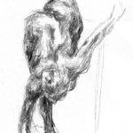 """Expo """"Degas et le nu"""" au musée d'Orsay"""" en 2012."""