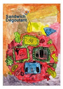 Sandwich beurk